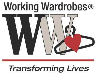 working wardrobe logo