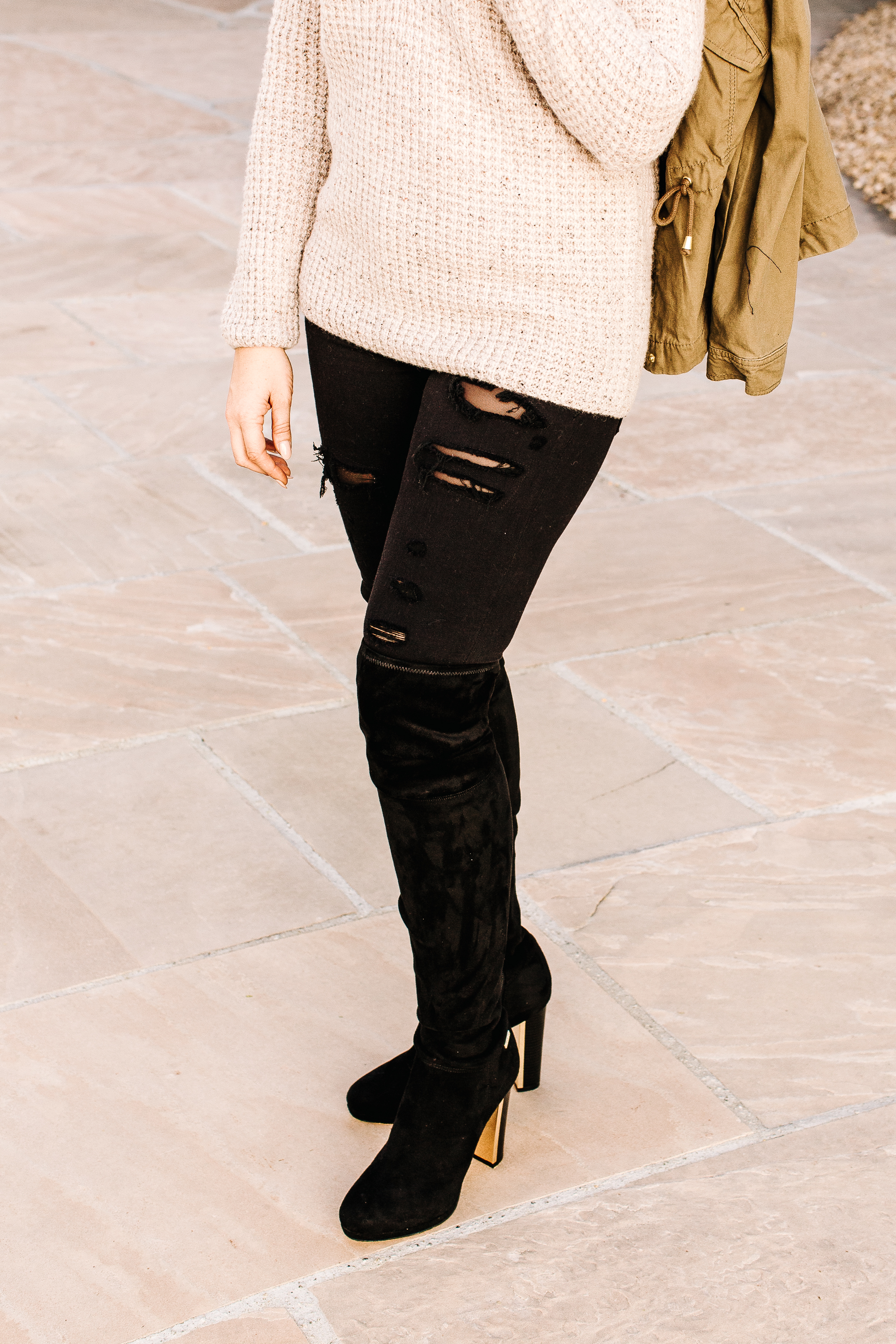 trish-taylor-cozt-sweater-and-thigh-high-boots-distressed-jeans