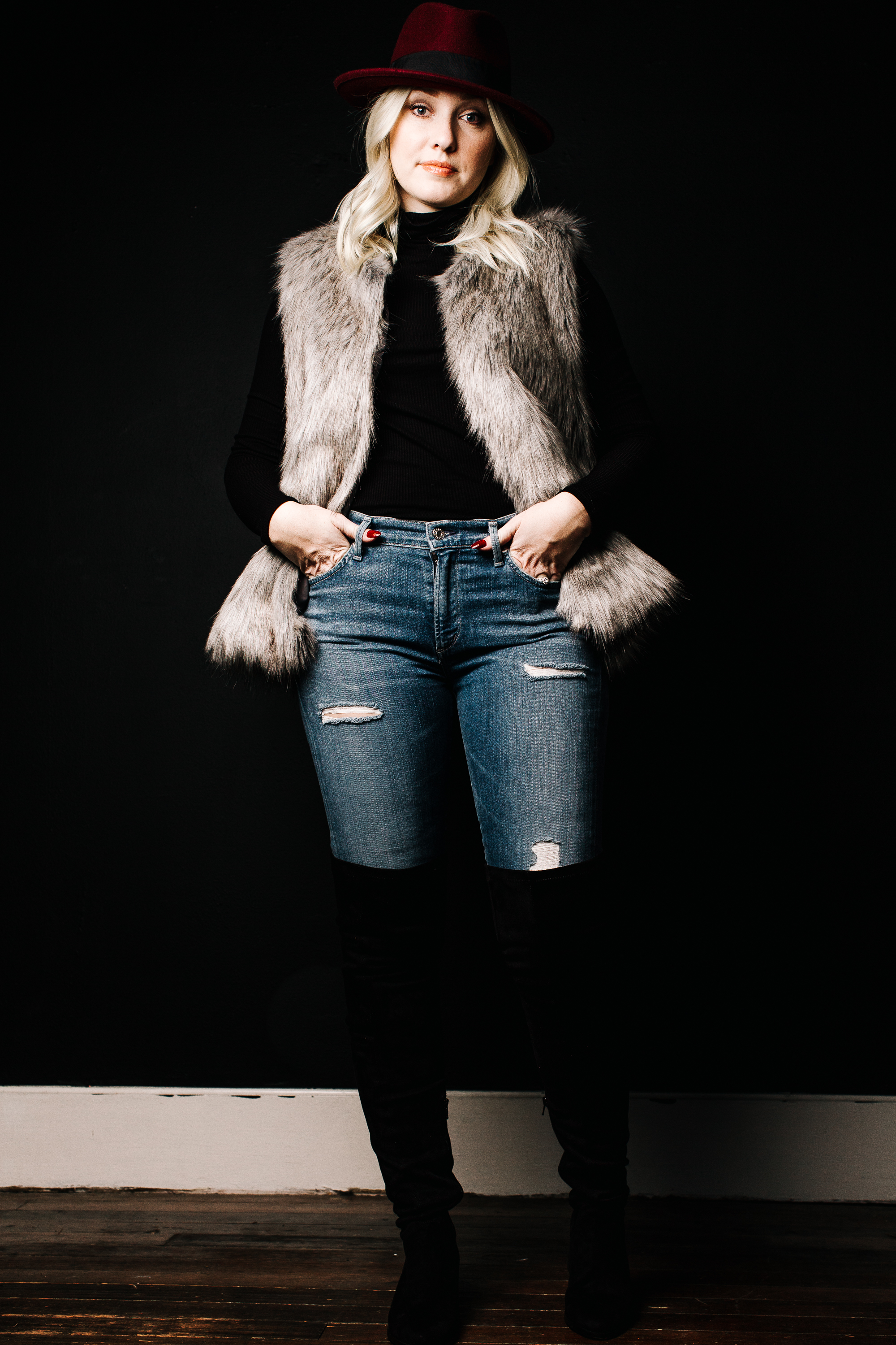 fur-vest-distressed-denim